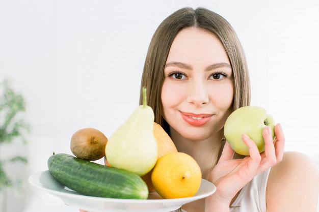 Invecchiamento della pelle e alimentazione